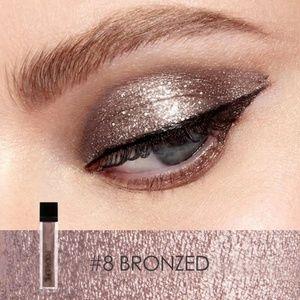 Focallure Glitter Liquid Eyeshadow #8 BRONZED